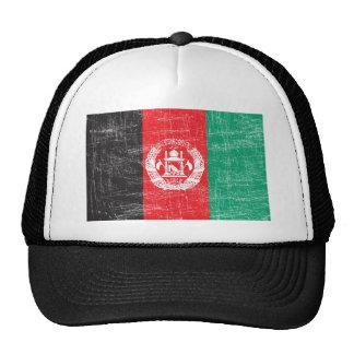vintage Afghanistan Mesh Hats