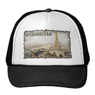 Vintage Afghanistan Hat