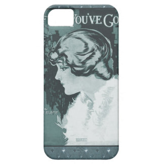 Vintage - After Your Gone iPhone 5 Cases