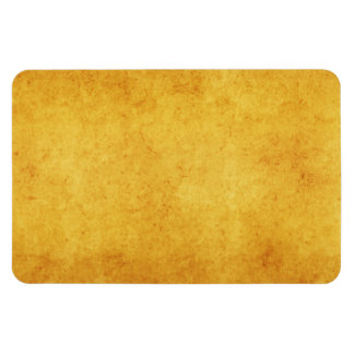 Vintage Aged Parchment Paper Template Blank Rectangular Photo Magnet