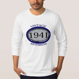 Vintage aged to perfection 1941 shirt