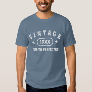 Vintage Aged to Perfection Funny T-Shirt