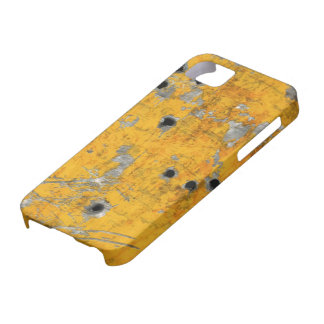 Vintage aircraft fuselage (Bullet Holes) Barely There iPhone 5 Case