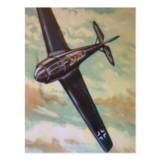 Vintage Aircraft Post Card