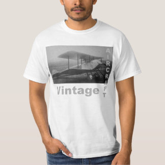 Vintage Aircraft Sopwith Camel T-Shirt