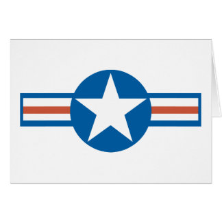 Vintage Airforce Logo_2 Card