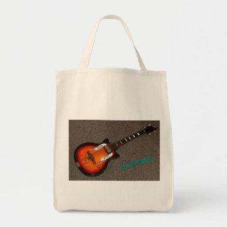 Vintage Airline Bass Bag