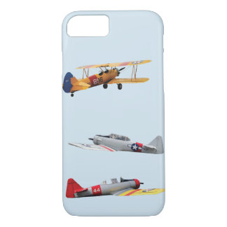 Vintage Airplane IPhone Case