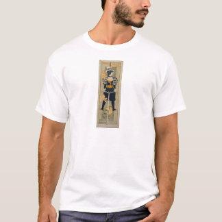 Vintage Alexandre de Riquer Salon Pedal Modernism T-Shirt