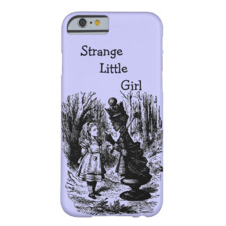 Vintage Alice in Wonderland Barely There iPhone 6 Case