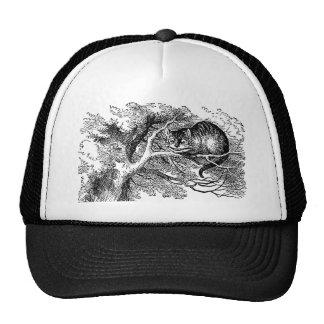 Vintage Alice in Wonderland, Cheshire Cat Mesh Hat