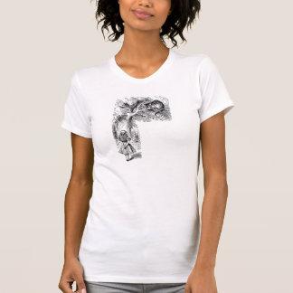 Vintage Alice in Wonderland, Cheshire Cat T-shirt