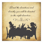 Vintage Alice in Wonderland Tea Party Birthday