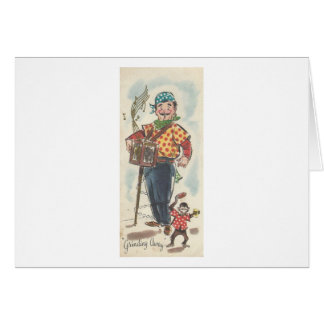 Vintage All Occasion Card