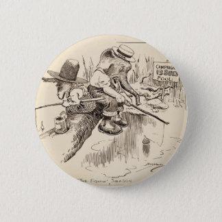 Vintage American button