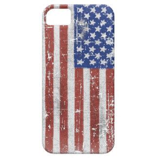 Vintage American Flag Art iPhone 5 Covers