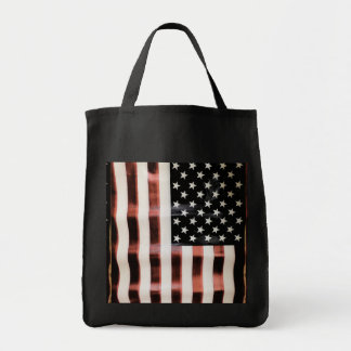 Vintage American Flag Bags