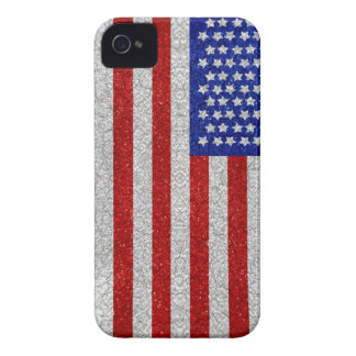 Vintage American Flag Case Blackberry Case