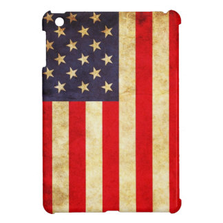 Vintage American Flag Case For The iPad Mini