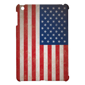 Vintage American Flag Cover For The iPad Mini