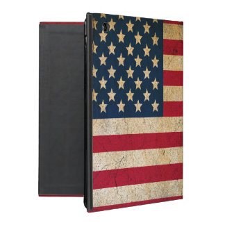 Vintage American Flag iPad Case