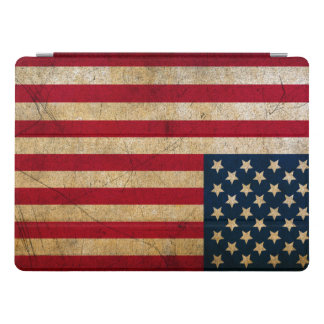 Vintage American Flag iPad Pro Cover