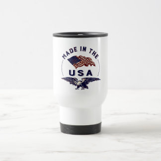 Vintage American Made in the USA Travel Mug