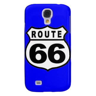 - Vintage Americana Route 66 Galaxy S4 Covers