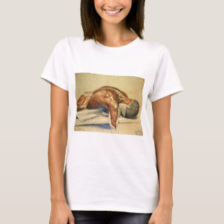 Vintage Anatomy Charles Landseer A Dissected Body T-Shirt