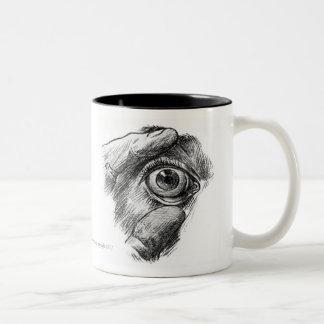 Vintage - Anatomy - Eyeball Mug
