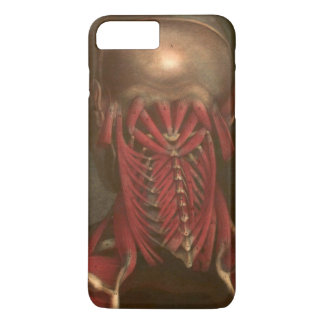 Vintage Anatomy | Neck and Shoulders iPhone 7 Plus Case