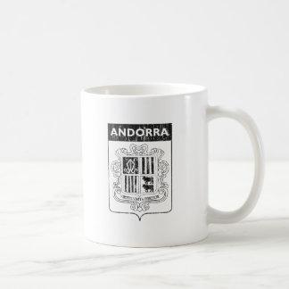 Vintage Andorra Coffee Mug