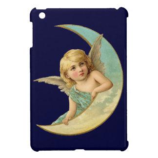 Vintage Angel in Moon iPad Mini Case
