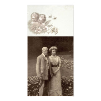 Vintage Angel Photocard Photo Cards