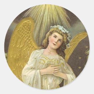 Vintage Angel sticker