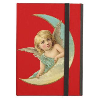 Vintage Angels in Moons iPad Cases