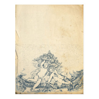 Vintage Angels Postcard