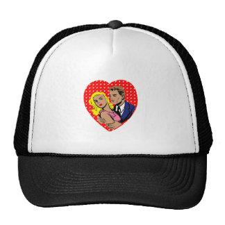 vintage anti valentine cap
