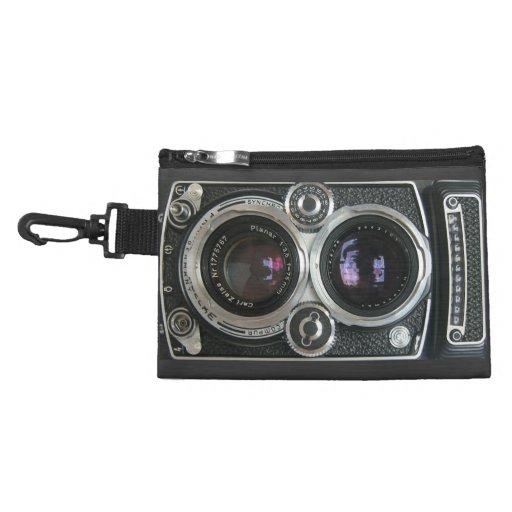 Vintage Antique Camera Case Cover Accessories Bags