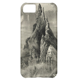 Vintage Antique Ireland Bent Cliff Coast iPhone 5C Case