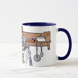 Vintage Antique Kitchen Cooking Mug