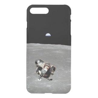 Vintage Apollo 11 Moon Mission Eagle's Ascent iPhone 8 Plus/7 Plus Case