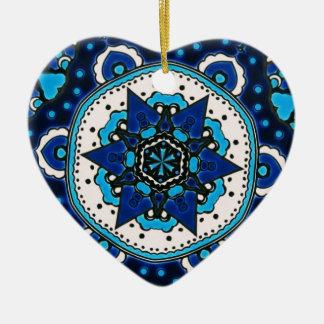 Vintage ARABIC tile Iznik, Turkey, 16th century Ceramic Ornament