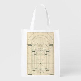 Vintage Architecture, Arches Perspecitve