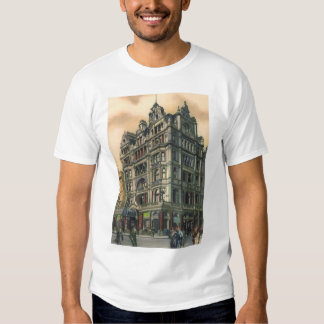 Vintage Architecture Queens Hotel Leicester Square T-shirt