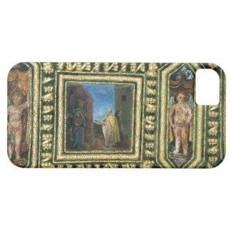 Vintage art, Corsica, Eglise de St Criox iPhone 5 Covers