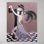 VINTAGE ART DECO DANCERS