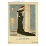 Vintage Art Deco Illustration ~ La Belle Affligee Cards