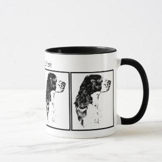 Vintage Art English Springer Spaniel Mug