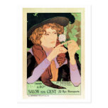 Vintage art Expo Salon des Cent Postcards
